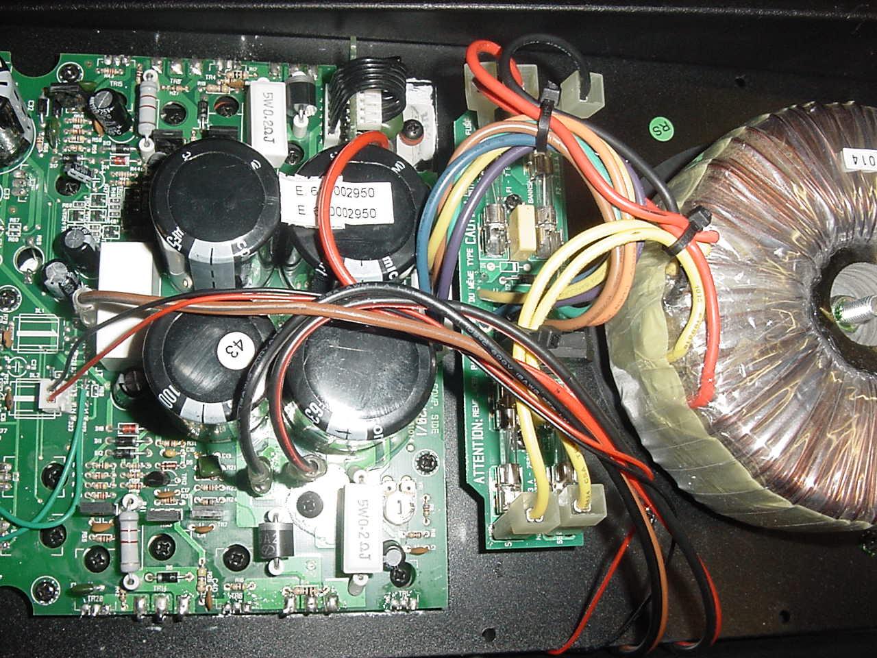 Alto speaker repair