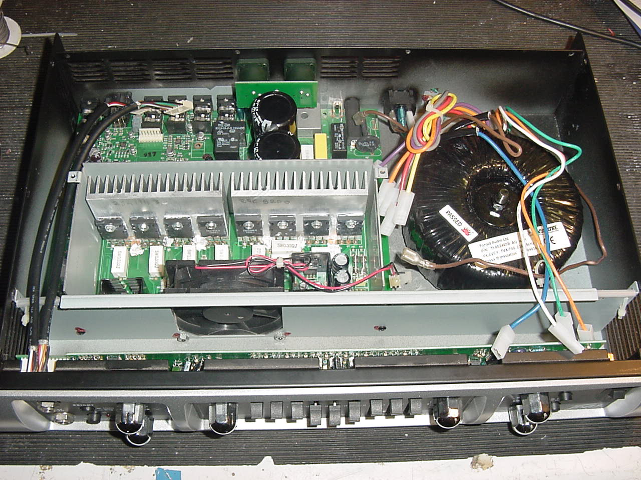 Biema W220 Amplifier Repair